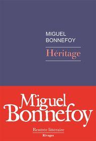 Héritage par Miguel Bonnefoy